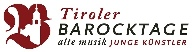 Tiroler Barocktage